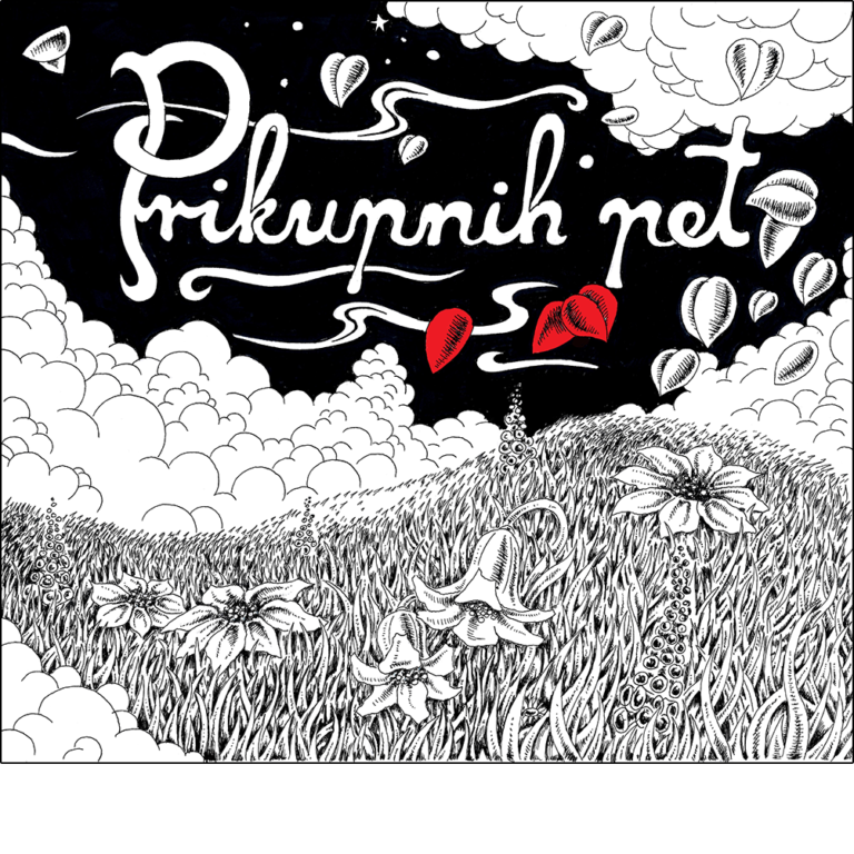 Cover Art Prikupnih pet